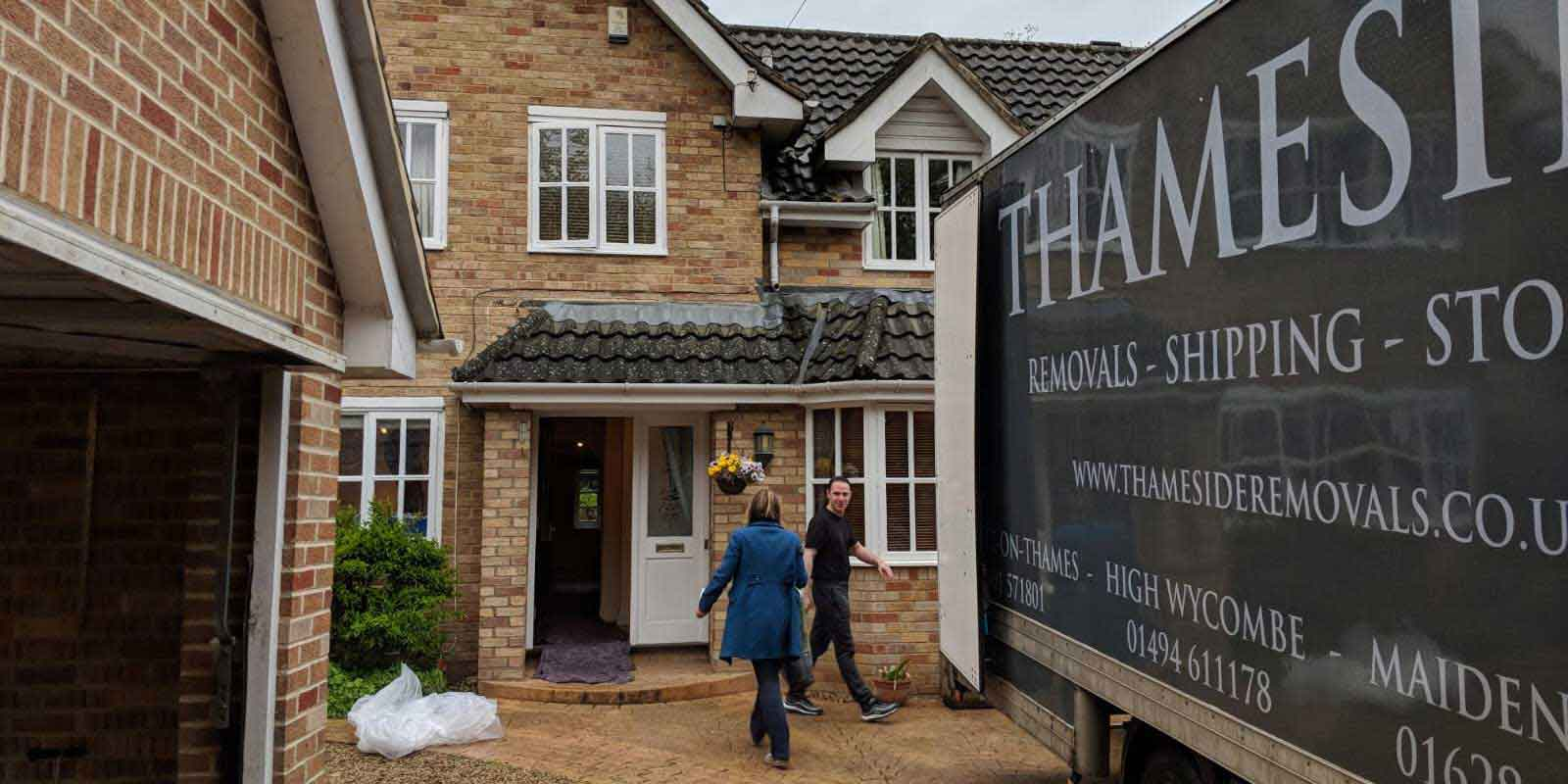 Thameside Removals domestic and commercial removals